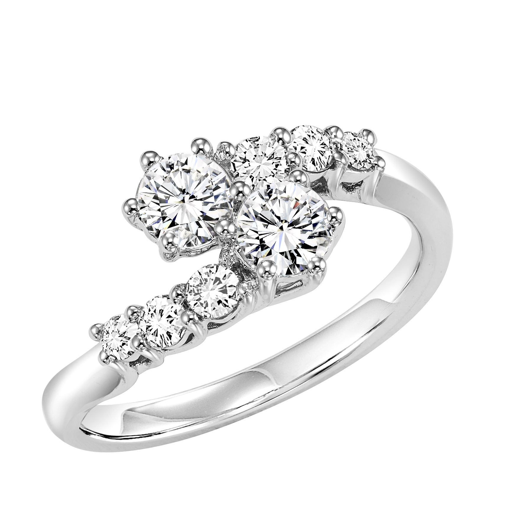 rings gabrielco stone fine images top and on gold engagement jewelry stones halo gabriel bridal pinterest three threestoneengagementrings best preferred ny cushion cut brand our white