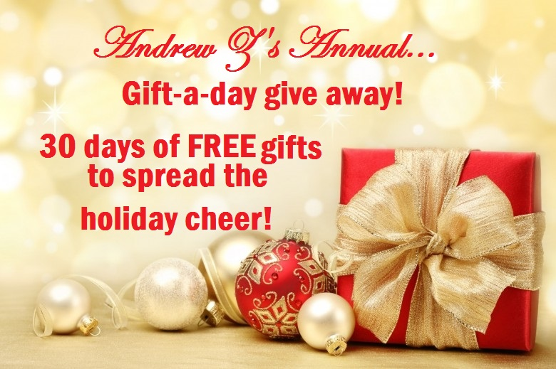 Andrew Z\'s Annual Gift-a-Day Give Away! | Andrew Z Diamonds & Fine ...